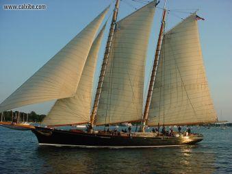 Yacht-ul America